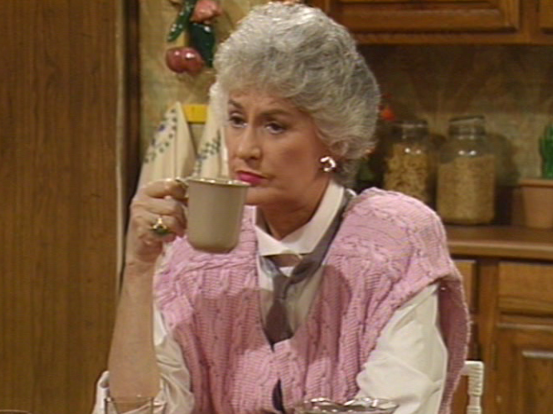 Season 2 episode 7 family affair as reviewed by jordan for Why did bea arthur leave golden girls